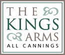 The Kings Arms, All Cannings Logo